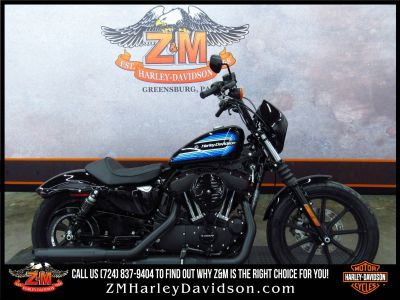 2018 Harley-Davidson Iron 1200 Cruiser Motorcycles Greensburg, PA