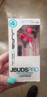 BN never opened jlab wired headphones 1 of 3