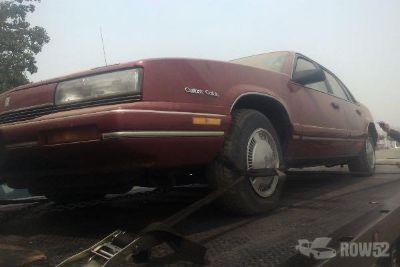 1990 Oldsmobile Cutlass Calais