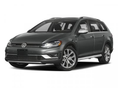 2018 Volkswagen Golf Alltrack SE (Deep Black Pearl Metallic)