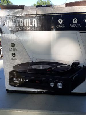 Victrola 3 in 1 turntable