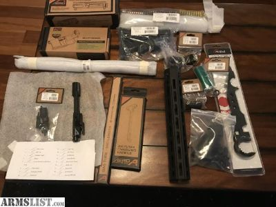 For Sale: AR-15 Parts Kit with 80% Lower Receiver