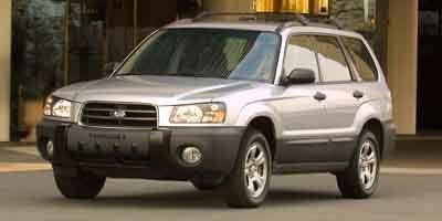 2003 Subaru Forester X (Silver)