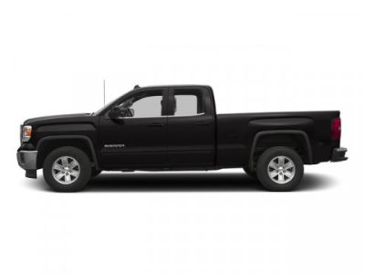 2015 GMC Sierra 1500 SLE (Onyx Black)