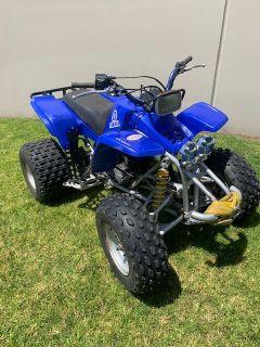 2002 Yamaha BLASTER 200