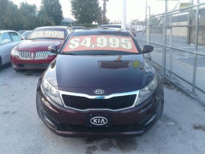 2012 Kia Optima LX ()