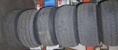 Used Golf Car Tires