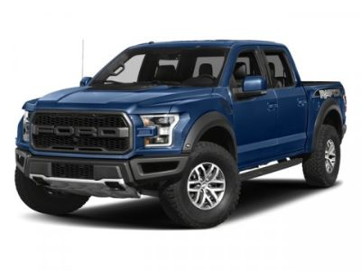 2017 Ford F-150 Raptor (Lightning Blue)
