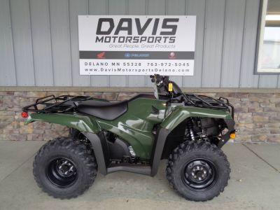 2019 Honda FourTrax Rancher 4x4 DCT EPS ATV Utility Delano, MN