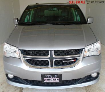 2016 Dodge Grand Caravan SXT (Silver Or Aluminum)