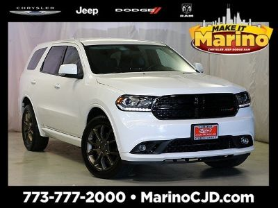 2016 Dodge Durango Crew (Black)
