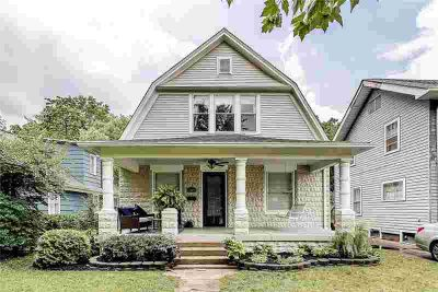4808 Central Avenue Indianapolis Four BR, Amazing Meridian