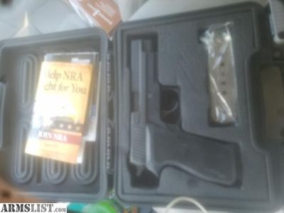 For Sale/Trade: NEW UNFIRED IN THE Sig Sauer p220 45acp