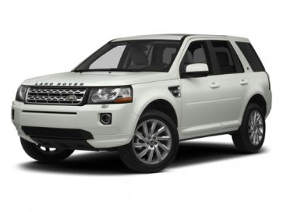 2013 Land Rover LR2 HSE (Gray)