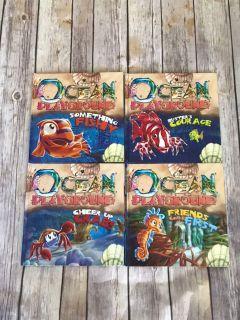 4 Ocean Playground Books