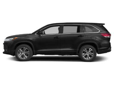 2019 Toyota Highlander (Midnight Black Metallic)