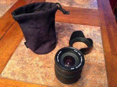 Nikon Sigma DC 18-200mm Camera Lens