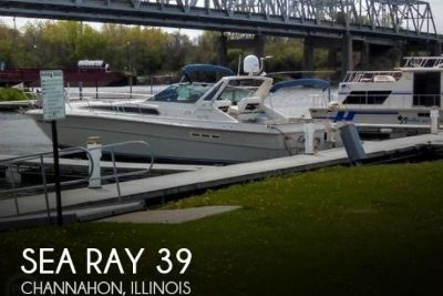 1987 Sea Ray 390 EC