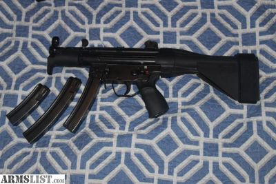 For Sale: New MP5K POF SMGPH