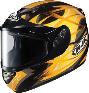 Sell HJC CS-R2 Storm Full Face Snowmobile Helmet Green Size X-Small motorcycle in South Houston, Texas, US, for US $107.99