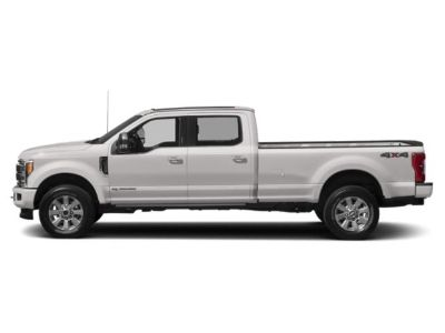2019 Ford Super Duty F-250 4WD Crew Cab Box (White Platinum Metallic Tri-Coat)