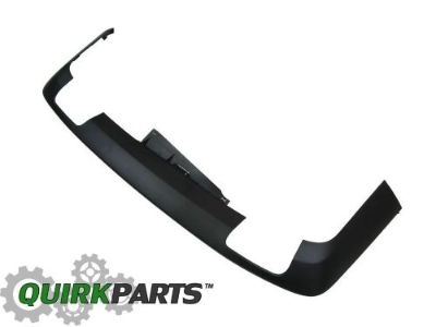 Purchase 08-14 DODGE CHALLENGER REAR DUAL EXHAUST VALANCE TRIM LOWER FASCIA MOPAR GENUINE motorcycle in Braintree, Massachusetts, United States, for US $171.79