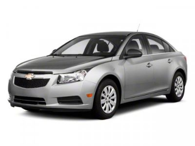 2011 Chevrolet Cruze LT (Summit White)