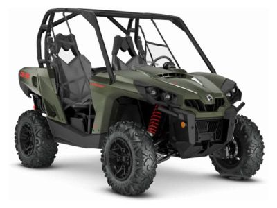 2019 Can-Am Commander DPS 1000R Side x Side Utility Vehicles Danville, WV