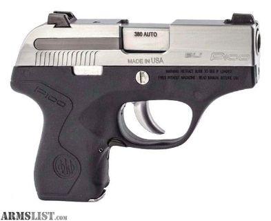 For Sale: New BERETTA PICO 380 ACP Super Thin