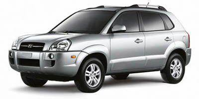 2007 Hyundai Tucson GLS (Obsidian Black)