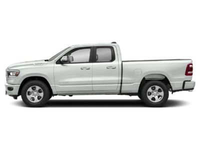 2019 RAM All-New 1500 Big Horn/Lone Star 4x4 Quad Ca (Bright White Clearcoat)