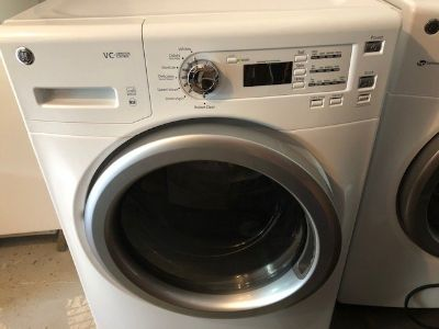 GE Washer and Dryer Combo