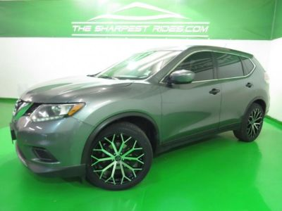 2016 Nissan Rogue AWD BackUp Cam* 1_Owner_CarFax!