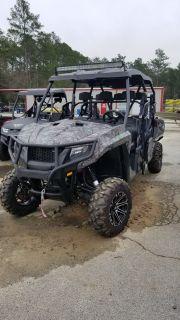 2017 Arctic Cat HDX 700 Crew XT Side x Side Utility Vehicles Jesup, GA