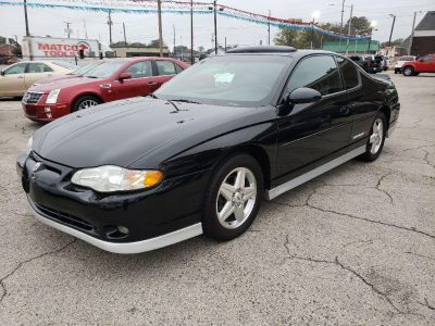 2004 Chevrolet Monte Carlo SS Supercharged (Black)