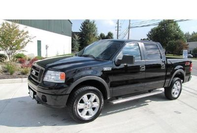 $2,750,  2006  Ford  F-150  SuperCrew  Lariat