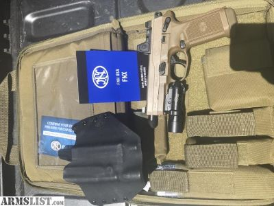 For Sale: Fns-45 tactical
