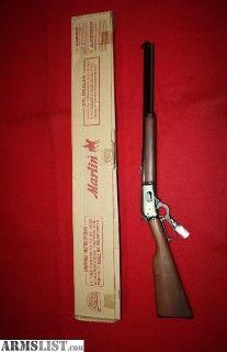 For Sale: Marlin Mod 1894CB 357 Mag Lever 1894 Rifle JM