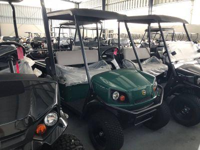 2017 Cushman Hauler 800X Electric Golf Golf Carts Lakeland, FL