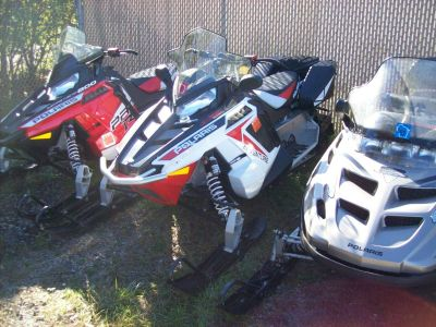 2014 Polaris 800 Switchback Adventure Trail Sport Snowmobiles Wisconsin Rapids, WI