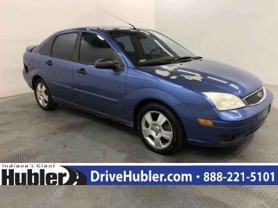 Used 2005 Ford Focus 4dr Sdn ZX4
