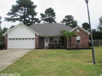 3 Bed 2 Bath Foreclosure Property in Beebe, AR 72012 - Hunter Cir