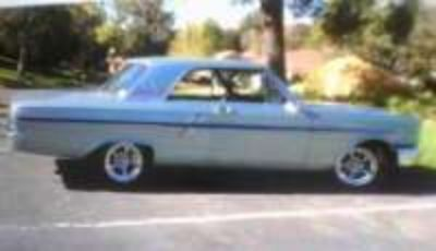 1964 ford fairlane 500 sport coupe For Sale