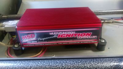 MSD 7AL2 and MSD Multifunction Ignition Controller
