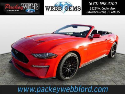 2019 Ford Mustang GT Premium RWD (Race Red)