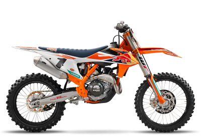 2018 KTM 450 SX-F Factory Edition Motocross Motorcycles Orange, CA