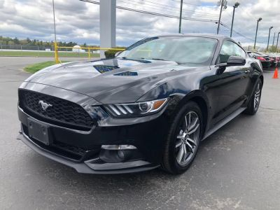 2016 Ford Mustang Fastback EcoBoost (Shadow Black)