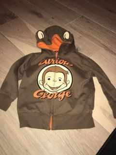 GUC CURIOUS GEORGE 3T JACKET