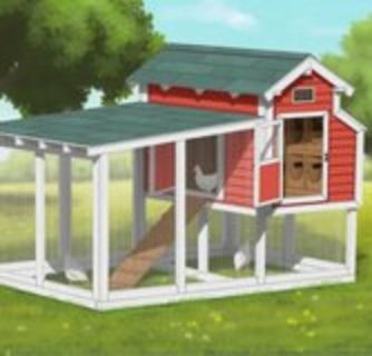 looking to get a free or cheap chicken coop / run