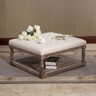 Looking for ottoman like this. Can me a different color